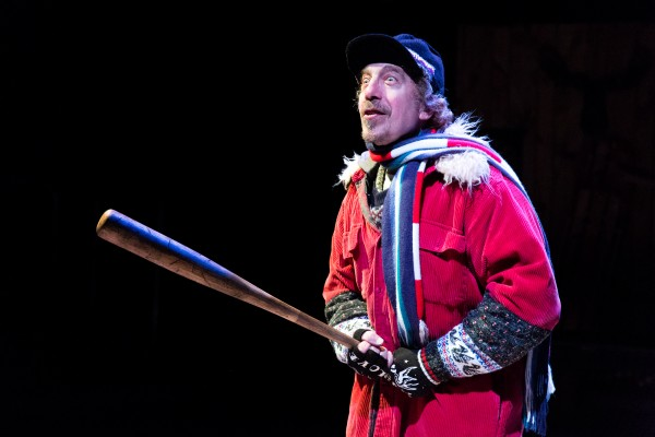 Ron Litman in Scena Theatre's production of 'The Norwegians'.