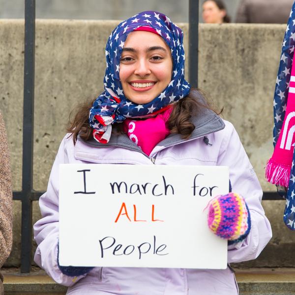 Equality, Politics, Washington DC, Women's March